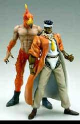 JoJo's Bizarre Adventure Muhammad Avdol / Magician's Red Action Figure