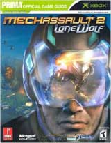 MechAssault 2: Lone Wolf Prima's Official Strategy Guide