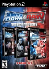 WWE Smackdown Vs. Raw: Superstar Series