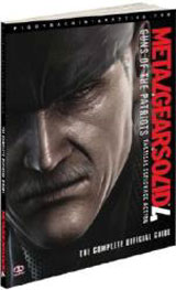 Metal Gear Solid 4: The Complete Official Guide
