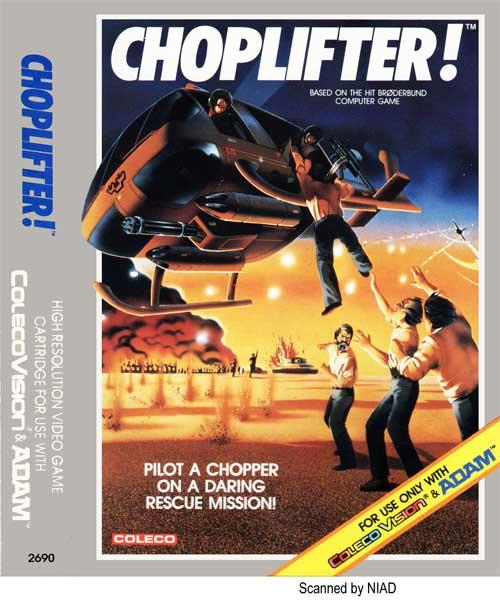 Choplifter!