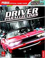 Driver Parallel Lines Official Strategy Guide Book