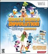 Dance Dance Revolution: Disney Grooves w/ Two Mats
