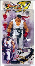 Street Fighter IV Ryu 7