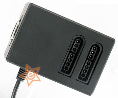 3DO SNES Controller Adapter