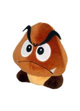 Nintendo Goomba 5 Inch Plush