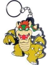 Nintendo Bowser Keychain