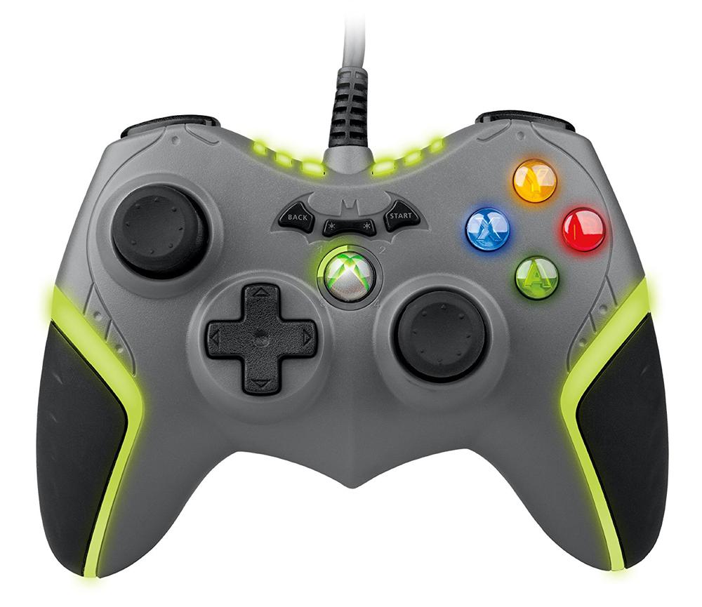 Xbox 360 Batman: Arkham City Wired Batarang Controller