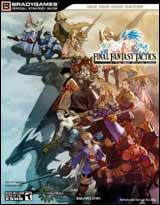 Final Fantasy Tactics: War of the Lions Official Strategy Guide