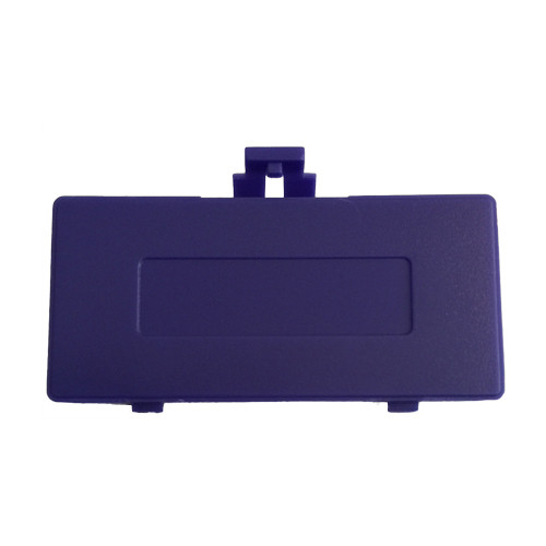 Game Boy Pocket Battery Cover Purple