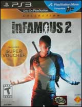 Infamous 2 (Disc Only)