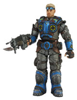 Gears of War: Judgment Baird Action Figure