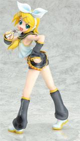 Vocaloid: Kagamine Rin CVS 02 PVC Figure
