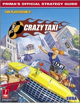 Crazy Taxi Official Strategy Guide