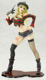Freddy Vs Jason Freddy Krueger Bishoujo Statue