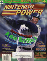 Nintendo Power Volume 108 MLB Featuring Ken Griffey Jr.