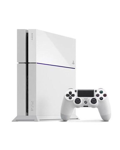 Sony PlayStation 4 White System Destiny Bundle
