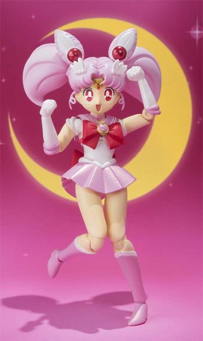 Sailor Moon Sailor Chibi Moon S.H.Figuarts Action Figure
