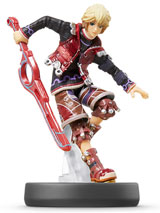 amiibo Shulk Super Smash Bros. Series