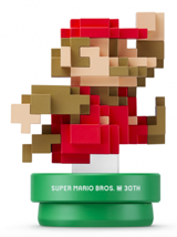 amiibo Mario Classic Color Super Mario 30th