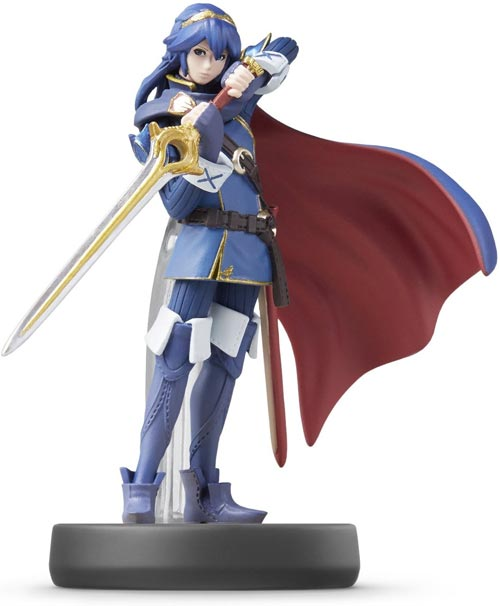 amiibo Lucina Super Smash Bros
