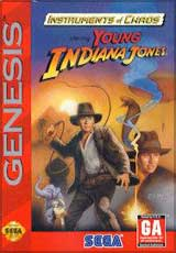 Young Indiana Jones Instruments of Chaos