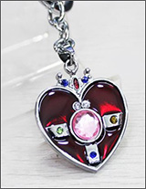 Sailor Moon Cosmic Heart Keychain