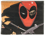 Marvel Deadpool Pirate Bi-Fold Wallet
