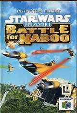 Star Wars Episode 1: Battle for Naboo (Instruction Manual)