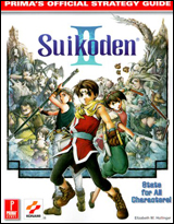 Suikoden II Official Strategy Guide