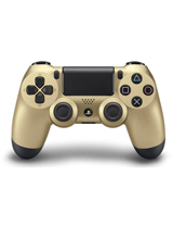 DualShock 4 Wireless Controller Gold Sony