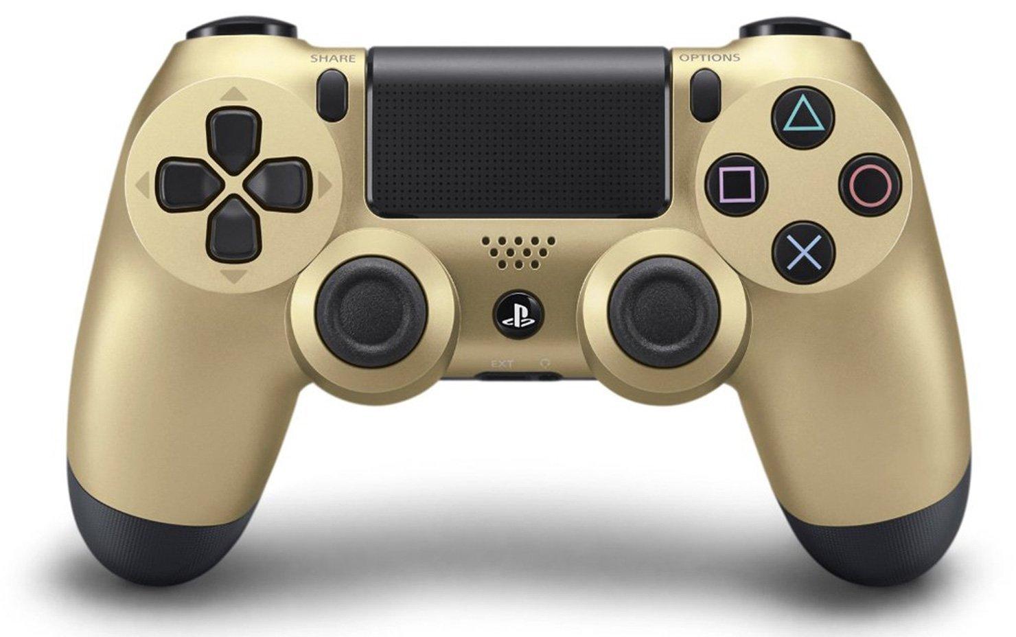 DualShock 4 Wireless Controller Gold Sony