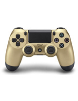 Playstation 4 DualShock 4 Wireless Controller Gold Sony