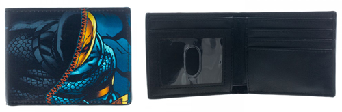 DC Comics Deathstroke Bi-Fold Wallet