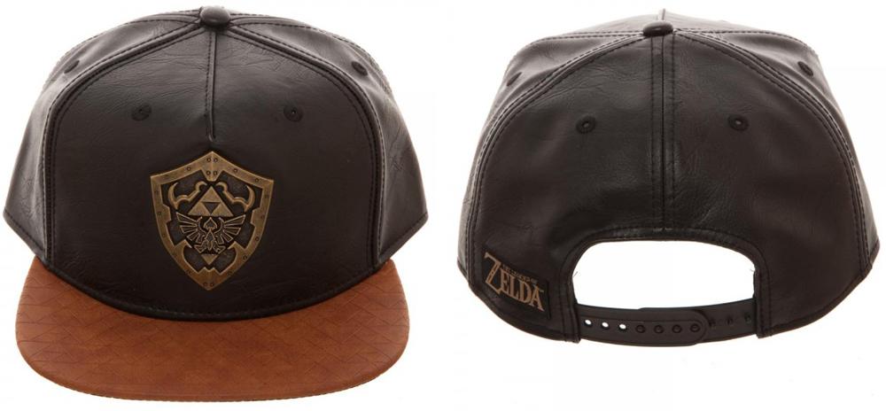 Zelda Shield PU Snapback