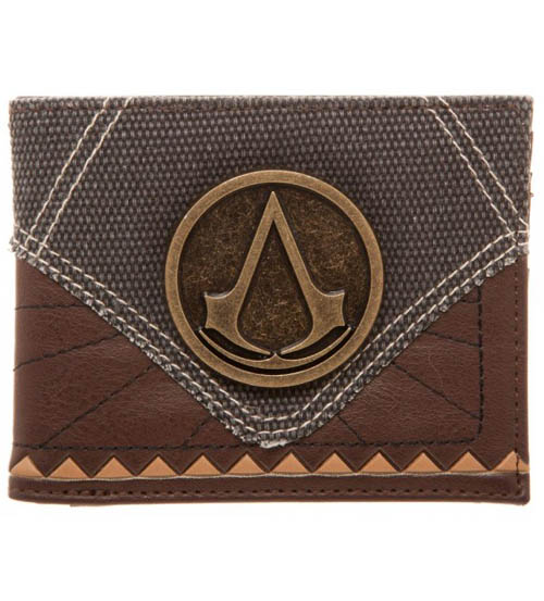 Assassin's Creed Suit Up Bi-Fold Wallet