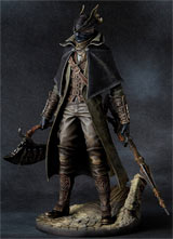 Bloodborne: The Old Hunters Hunter 1/6 Scale PVC Statue