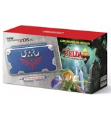 New Nintendo 2DS XL Hylian Shield Edition System Trade-In