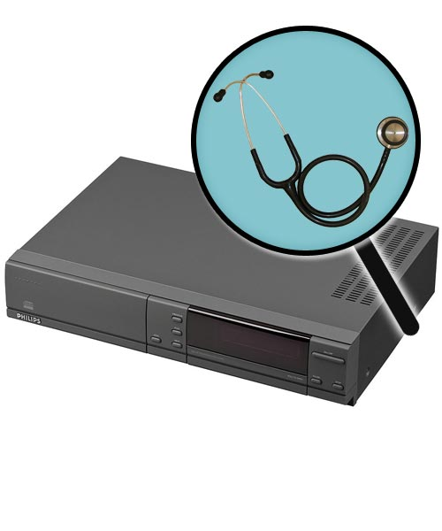 Philips CD-i Repairs: Free Diagnostic Service