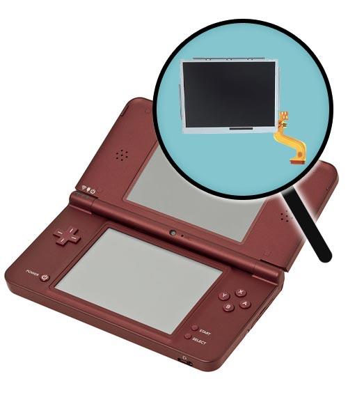 Nintendo DSi XL Repairs: Top LCD Screen Replacement Service