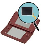 Nintendo DSi XL Repairs: Top LCD Screen Replacement Service