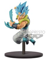 Dragon Ball Super Chosenshiretsuden V5 Super Saiyan God Super Saiyan Gogeta Figure
