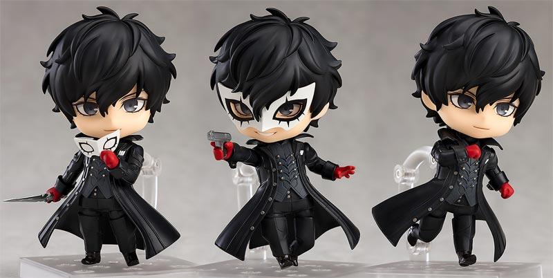 Persona 5 Joker Nendoroid additional poses