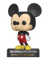 Pop Disney Archives Mickey Mouse Vinyl Figure