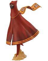 Journey Pop Up Parade The Traveler PVC Figure