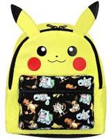 Pokemon Pikachu Decorative 3D Mini Backpack