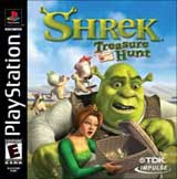 Shrek Treasure Hunt