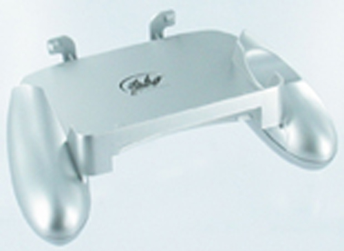 Game Boy Advance SP Dual Grip Silver