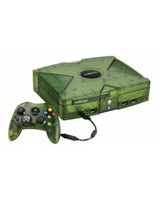 Microsoft Xbox Halo Special Edition