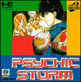 Psychic Storm Super CD-ROM2